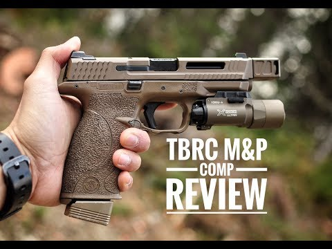 Texas Black Rifle Co M&P9 Mini Comp Review
