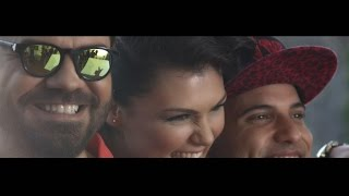 Kaan feat. Kenan Doğulu & Radio Killer - Living It Up ( Official Music Video)