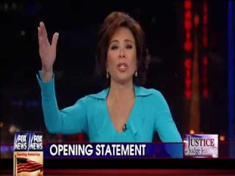 Judge Pirro: Barack Hussein Obama, II Lies Again To Americans