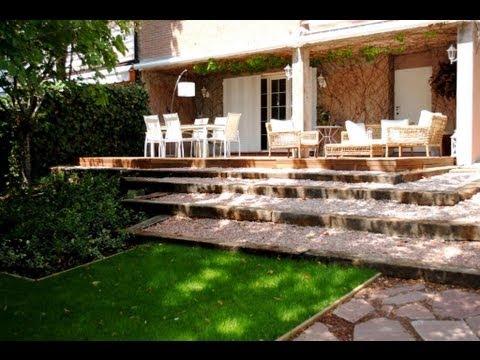 Reforma Jardin Garden Design Paisajismo Y Jardineria