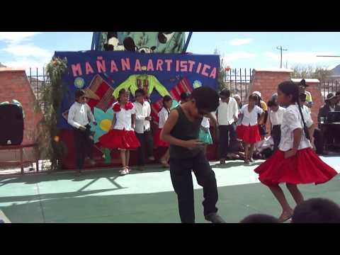 Inauguracion del nuevo colegio de vitichi potosi bolivia Part4