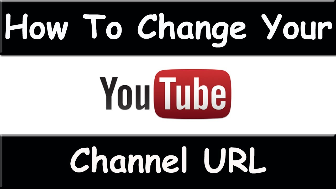 how to find youtube channel url