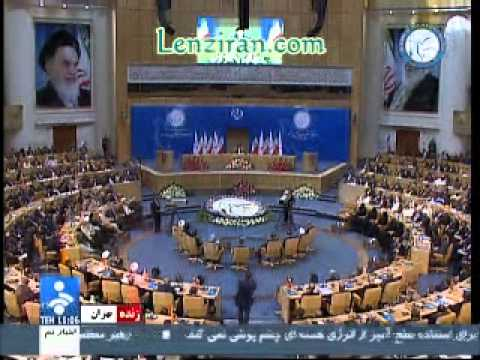 Ayatollah Khamenei anti American ,Israeli speech in NAM summit in Tehran