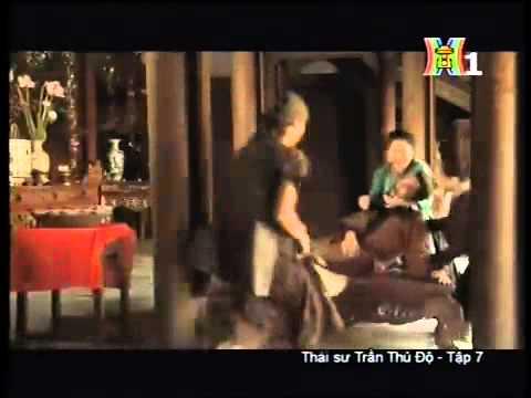 Phim truyện Thái sư Trần Thủ Độ Phim VN   tập 7