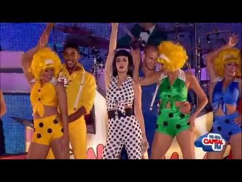 "Katy-Perry.us | Katy Perry Performs ""Teenage Dream"" @ Capital FM Summertime Ball 06/09/2012"