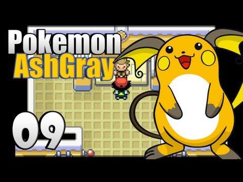 Pokémon Ash Gray - Episode 9