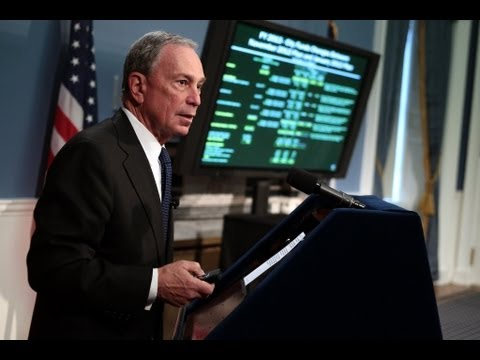 Mayor Bloomberg Presents Fiscal Year 2014 Preliminary Budget
