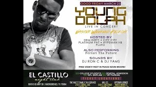 Young Dolph  Live in Concert East Texas