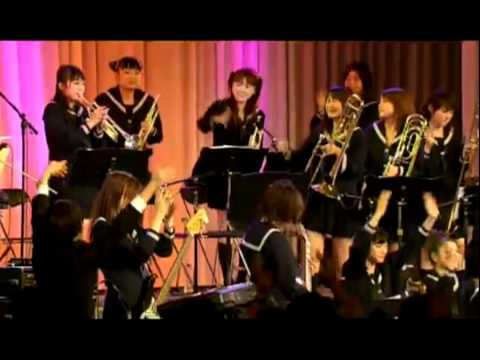 Swing Girls - First and Last Concert 2005 _ 5