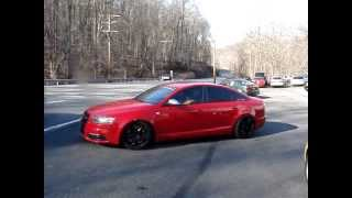 2013 S6 Modified Intake (C7 4.0T) videos