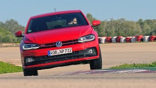 Volkswagen Polo GTI (2018) The Best Small Sports Car?. YouCar Car Reviews.