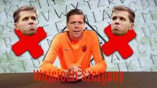 SZCZESNY I SPELLING CALCIOTORI I Can YOU spell his name?  Episode 1