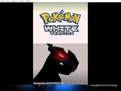 Tutorial - Pokemon WHITE e BLACK usando No$GBA