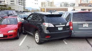 Keď niekto nevie parkovať