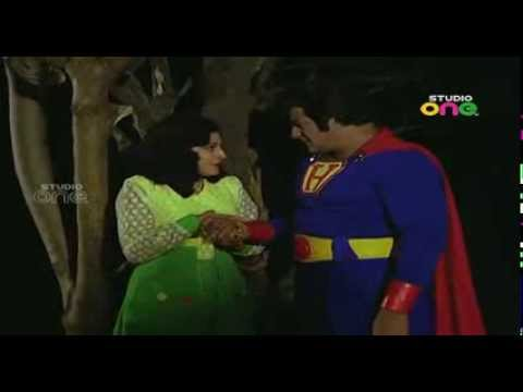 Superman Movie Action Scene 06 - N T Rama Rao & Jayaprada