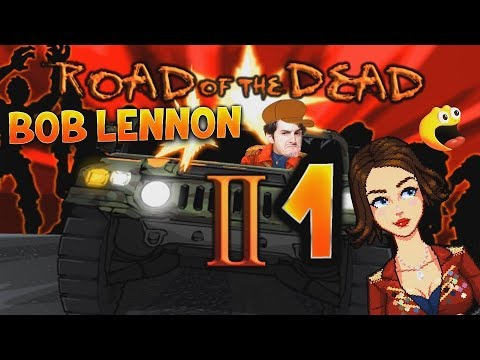 MINI-HALLOWEEN : MASSACRE A LA BMW !!! -Road Of The Dead 2- (ep.1) avec Bob Lennon