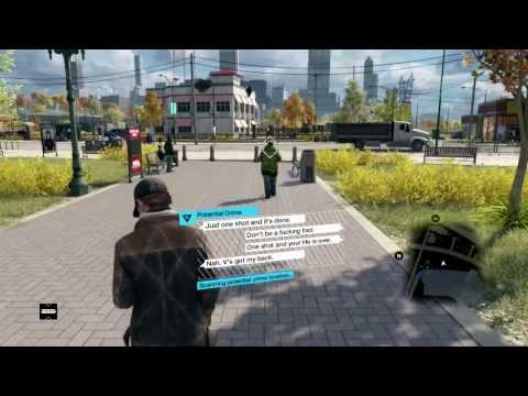 Watch Dogs - New Gameplay Review - [march 2014] - Hd