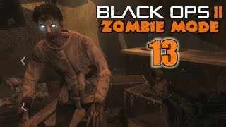 Let's Play Call Of Duty Black Ops 2 Zombie Mode German