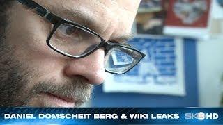 Netzaktivist Daniel Domscheit-Berg OpenLeaks WikiLeaks Interview 01.03.2013