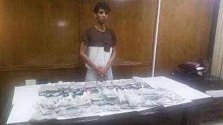 """ضبط كميات من مخدر """"الاستروكس"""" بالقاهرة"""