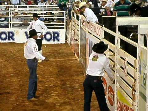 Silvano Alves vs Pesadelo Barretos 2011