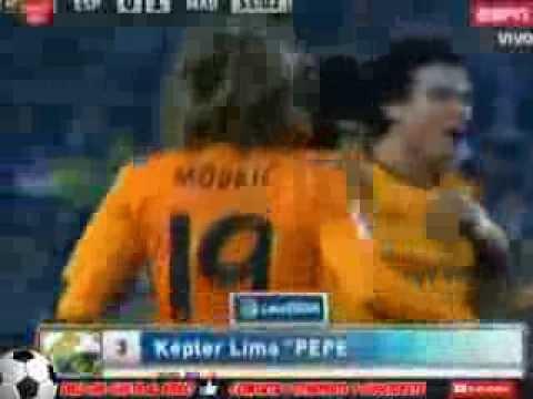 Espanyol vs Real Madrid 0-1 Goles y resumen completo LIGA BBVA 12-01-2014