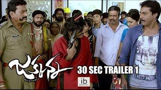 Jakkanna 30 sec trailers (3)- Sunil, Mannara Chopra