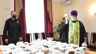 Волонтери ХНУВС вітають з Великодніми святами