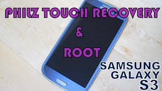 Instalar PhilZ Touch (Recovery) + SuperSU (Root) Samsung