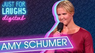 Amy Schumer Gets Slimed