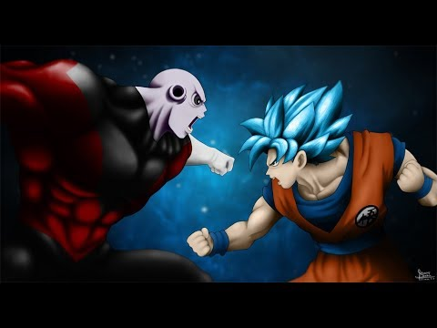 Dragon ball super-Goku vs jiren-Start That Fire
