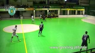 Futsal 06J :: Vila Verde - 1 x Sporting - 7 de 2013/2014