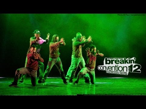 Pro Phenomen - Phenomenon at Breakin Convention 2012