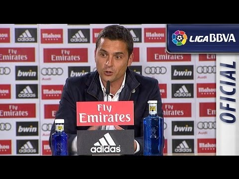 Press Conference Francisco post Real Madrid (4-0) UD Almeria - HD