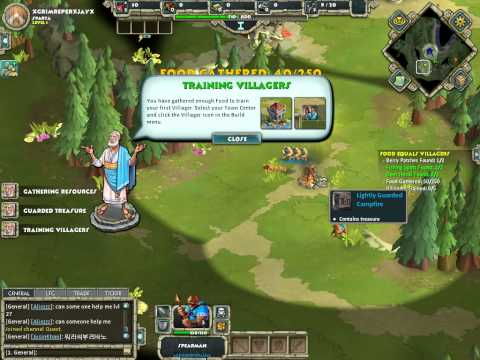 age of empires online greek part2