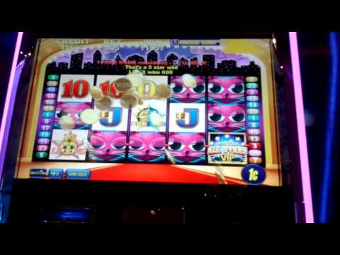Aristocrat All Stars VIP - Big Win