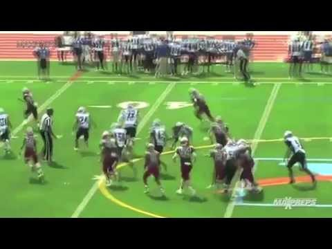 Cam Newton's Brother Hits Defender with Nasty Spin Move