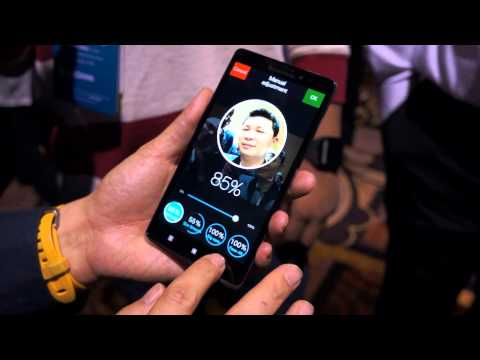 Lenovo Vibe Z hands on video with intriguing camera and 4G LTE Android device