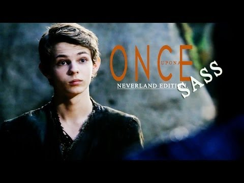 (OUAT) Once Upon A Sass | Neverland Edition