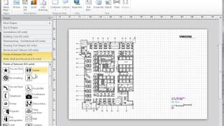 Visio file exported to DWG is missing some stencils when