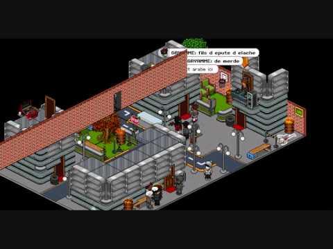 Espionnage habbo city partie 5 - YouTube