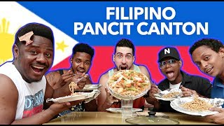 What Do We THINK of FILIPINO FOOD?!🤔 PRICELESS REACTIONS😂