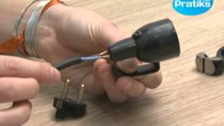 Reparar un cable eléctrico