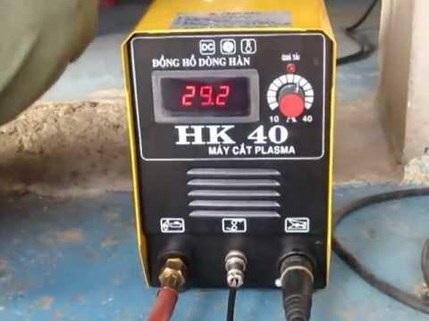 Máy cắt Plasma - Công ty Hồng Ký - 0908181941
