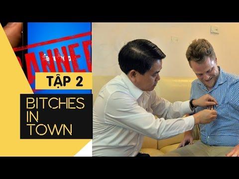 Bitches in Town - Tập 38 | Hashtag: Chặn Facebook và ông Tây dọn mương thối