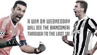 Juventus vs Barcelona   The stats you need to know!