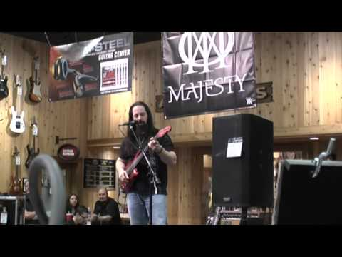John Petrucci - Guitar Center Clinic - Colorado - 4/10/14 - HD