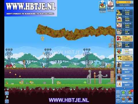 Angry Birds Friends Tournament Level 4 Week 118 (tournament 4) no power-ups