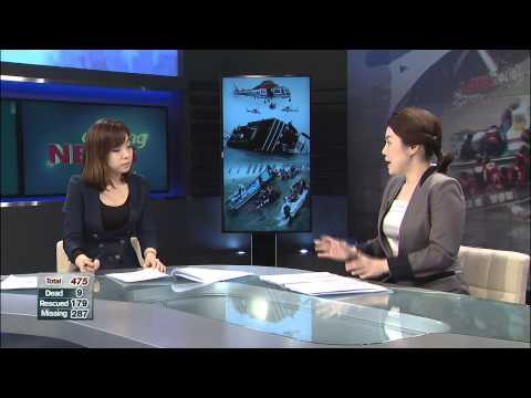 ARIRANG NEWS 20:00 Korean ferry disaster: Sum-up
