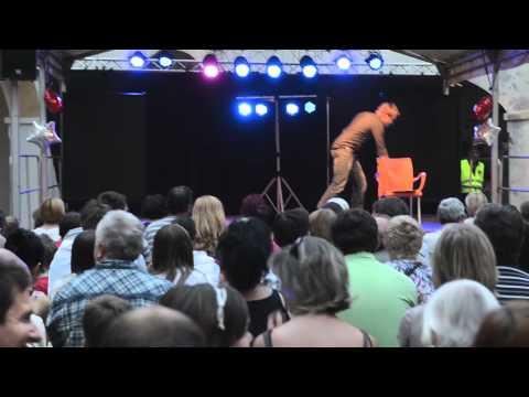 Stand up komedija - Soboški dnevi 2012